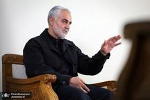 ناگفته های سردار سلیمانی از جنگ 33 روزه؛ اگر این جنگ متوقف نمیشد ارتش رژیم صهیونیستی متلاشی می شد