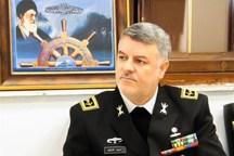 فرمانده نیروی دریایی: حضور آمریکایی در خلیج فارس نمایشی است