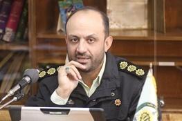 طراحی کلاه ویژه پلیس های افتخاری در اصفهان