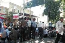 کارگران شهرداری بروجرد خواستار پرداخت حقوق معوقه خود شدند