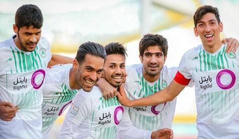 رکوردی که فوتبال ایران در صورت صعود ذوب آهن می شکند