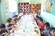 10 میلیارد ریال صرف جبران کمبود غذایی کودکان روستایی همدان شد