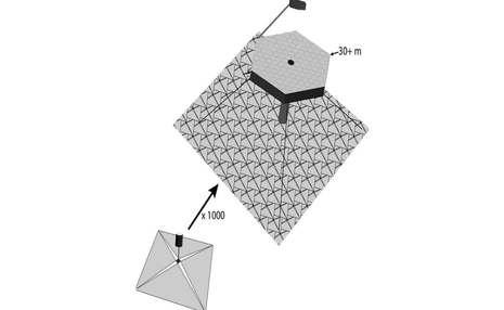 ویژگی های عجیب تلسکوپ جدید ناسا