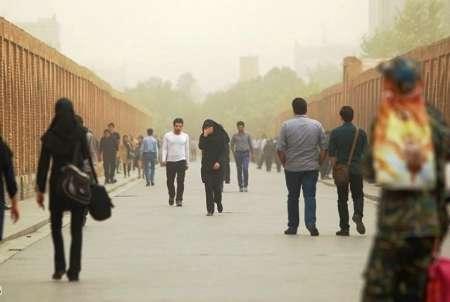 وزش باد به نسبت شدید در استان اصفهان پیش بینی می شود