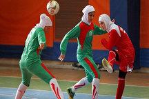 فوتسال لیگ برتر بانوان   فجر شیراز و نفت طلاییه تهران مساوی شدند