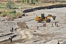 سیلاب حدود 70 میلیارد ریال به راز و جرگلان خسارت زد