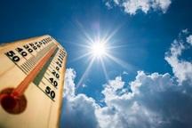 دمای هوای خراسان شمالی 8 درجه گرمتر می شود