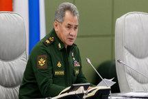 شرط وزیر دفاع روسیه برای از سرگیری همکاری با آمریکا