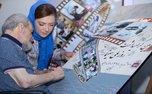 هنرمندان در مراسم ویژه روز ملی سینما+ تصاویر