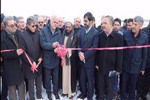 افتتاح مجتمع خدماتی رفاهی بین راهی دریا قره قشلاق