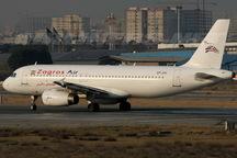 پرواز تهران – بوشهر، فرودگاه شیراز را ترک کرد