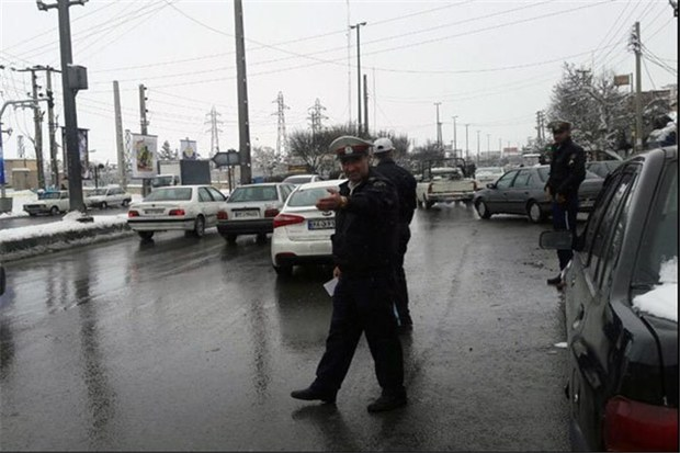 18خودرو هنجارشکن در شهرکرد متوقف شد