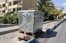 اختصاص 2000 سطل زباله به ناوگان خدمات شهری زاهدان