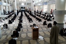 مسابقه کتابخوانی در ابرکوه برگزار شد