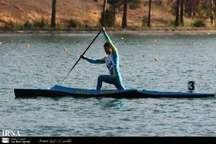 دو قایقران کرمانشاهی به اردوی تیم ملی روئینگ بانوان و کایاک آقایان دعوت شدند