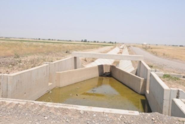 بانک توسعه اسلامی به یک طرح آبیاری در گلستان وام می دهد