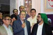 افتتاح ستادهای انتخاباتی حسن روحانی در بندر امام + عکس