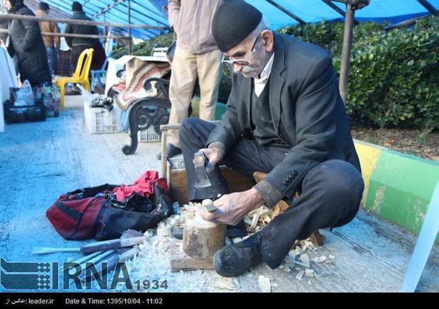 راه یابی پنج دست ساخته هنری مازندران به جشنواره فجر