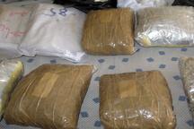 باند قاچاق هروئین در همدان متلاشی شد