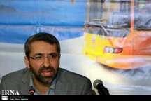 300 دستگاه اتوبوس در اختیار مسافران مترو کرج- تهران قرار گرفت