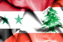 حمایت سوریه از لبنان در واکنش به اقدام رژیم صهیونیستی
