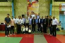پایان رقابتهای جودو جام شهدای مدافع حرم در مشهد