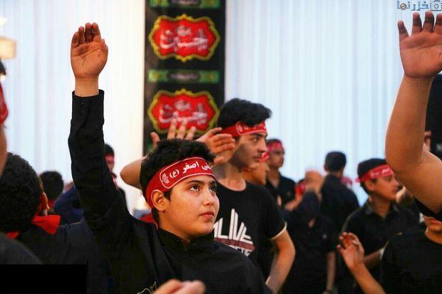 دوهزار هیات عزاداری دانشآموزی در مدارس خراسان رضوی فعالیت دارند