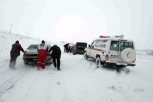 آغاز بازگشایی راه ۹۵ روستای استان قزوین