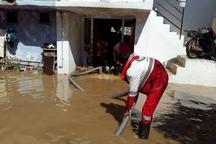 امداد گران اصفهان به بیش از 6هزار آسیب دیده از سیل کمک کردند