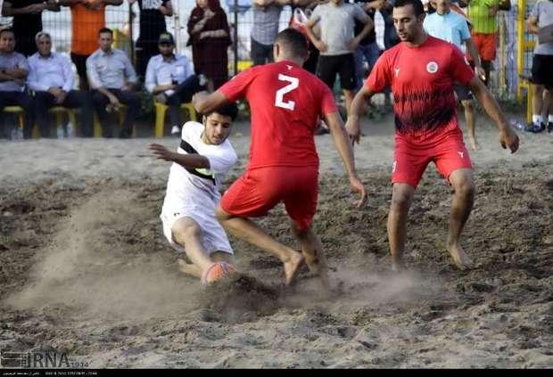 کمیته فوتبال ساحلی مانع لیگ برتری شدن نماینده نوشهر شد