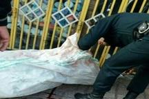 کشف جسد در حوالی میدان شیرسنگی همدان