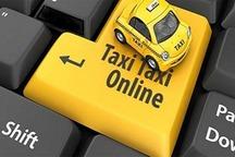 سرگردانی تاکسی های اینترنتی مشهد در چهارراه اخذ مجوز