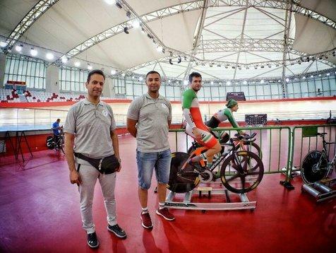 مدال نقره ایران در دوچرخه سواری قهرمانی پاراآسیایی 2019