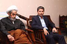 حجت الاسلام حسنی نماد وحدت و شجاعت در مبارزه با طاغوت بود