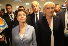جشن پوپولیست ها برای راهیابی حزب راست افراطی آلمان به پارلمان