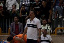 همدلی رمز پیروزی تیم والیبال شهرداری گنبد بود