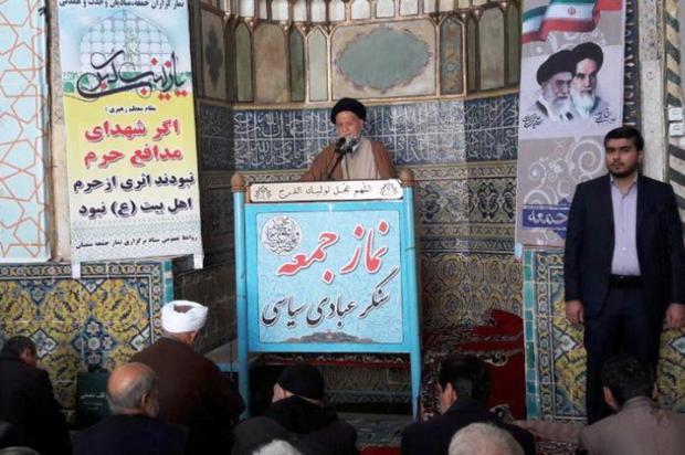 اقتدار و استقلال ایران دشمنان را آزرده کرده است
