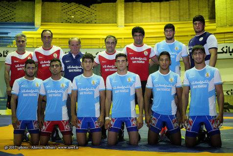 آزادکاران ایران در آغاز رقابتهای جوانان جهان پیروز شدند