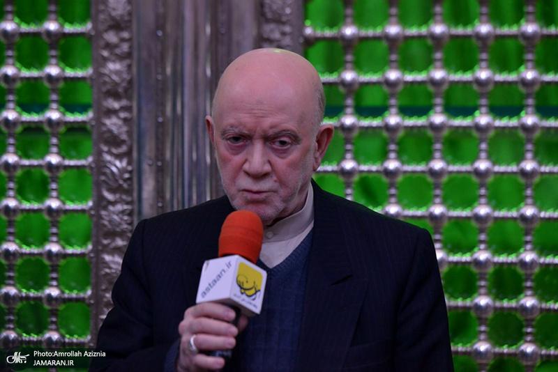 تجدید میثاق اعضای شورای مرکزی حزب مؤتلفه اسلامی با آرمان های حضرت امام(س)