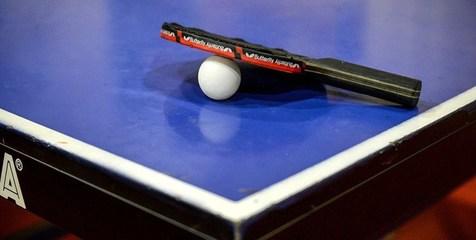 پینگ پنگ باز جوان ایرانی از مسابقات فرانسه حذف شد