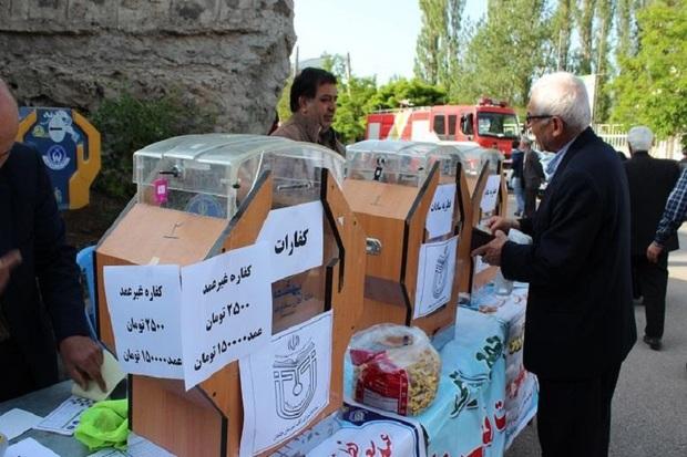 مشارکت های مردمی کمییه امداد امام اردبیل افزایش یافت