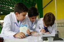1500 دانش آموز در جشنواره علمی البرز شرکت کردند