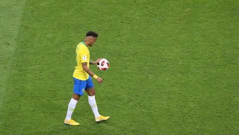 پیام نیمار به امباپه و راکتیچ پیش از فینال جام جهانی