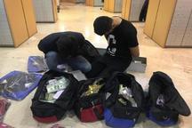 مستخدم بانک قبل از فرار با پول ها دستگیر شد