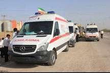 استقرار 142پایگاه امداد فوریتهای پزشکی در ایام نوروز در خوزستان