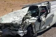 2 کشته بر اثر حادثه رانندگی در قزوین