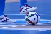 تیم فوتسال رامک شیراز برابر مقاومت تهران شکست خورد