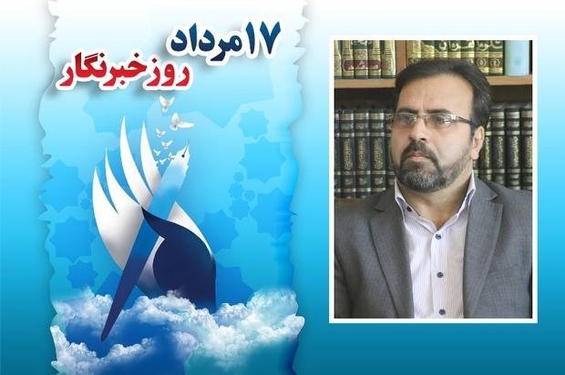 مدیرکل ارشاد آذربایجان شرقی روز خبرنگار را تبریک گفت