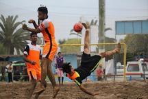 مسابقات فوتبال ساحلی جوانان کشور در یزد برگزار می شود