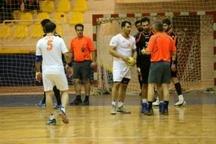 برگزاری اردوی تیم ملی هندبال ایران در آستارا